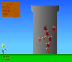 Castle Rescue 2 Game