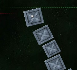 Space Blocks Game