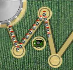 Crop Circles Game