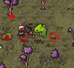 Alien Exterminator Game
