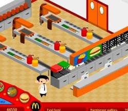 McDonald's Video Game Game