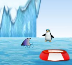Penguins Castle Game