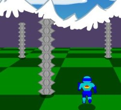 Planet Runner Game