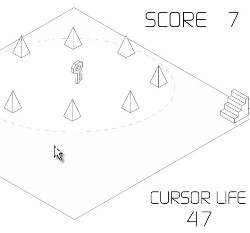 Cursor * 10 : Second Session Game