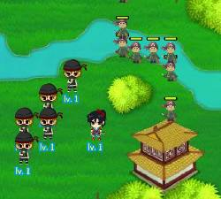 Ninjas vs. Pirates Tower Defense 2 Game