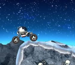 Moon Buggy Game