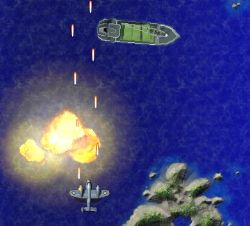 Naval Fighter Game