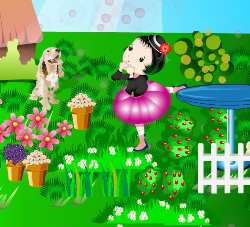 My Secret Garden Game