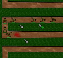 Zombie Tower Defense 5 Game