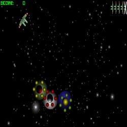UFO Assault Game