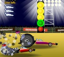 Drag Race Demon 2 Game