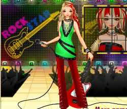 Rockstar Diva Game