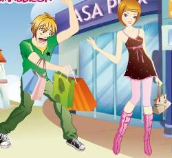 Happy Shopping Lover Game