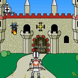Pawel And The Teutonics Castle Game