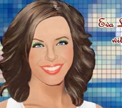 Eva Longoria Make Up Game