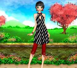 Love Tree Dress Up Game