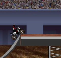 X Stunt Bike Game