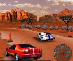 3D Car Racing Game