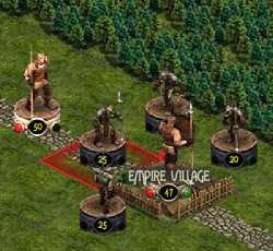 Fantasy Kommander Game