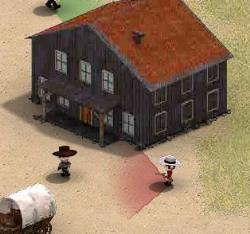 Gunslingers Gold Game