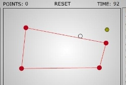 Balls and Lines Game