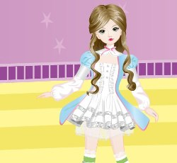 Cute Doll Game