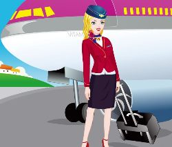 Hot Air Hostess Game