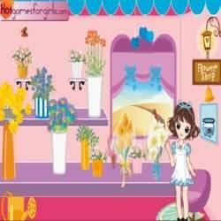 Flower Store Decor Game