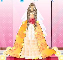 Perfect Bridal Veil Doll Game