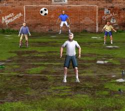Overhead Kick Champion Game