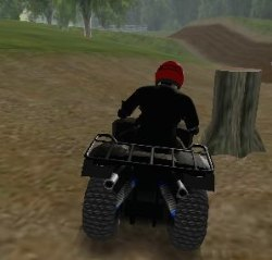 Quadracer Extreme Game
