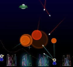 Missile Defence Game