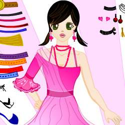 Dress Up Keiko Game