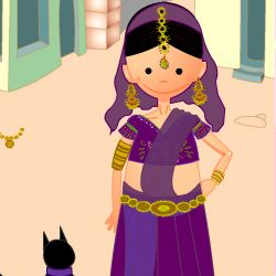 Dress Up Sun (Fantasy) Game