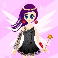 Little Fairy Rini Game