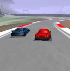 Formula Fog Game