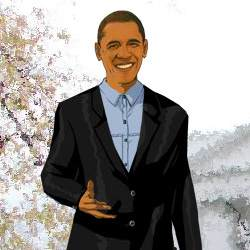 Dress Up Obama Game