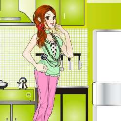 Being Beautiful Housewife Game