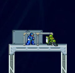 Megaman X : RPG Chapter 0 Game