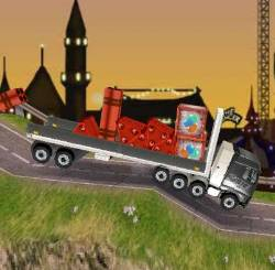 Strongest Truck 3 Game