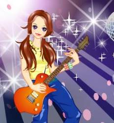 Hot Guitarist Ailsa Game