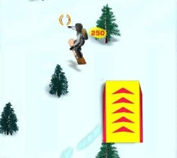 Snowboard Game