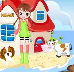 Pets House Game