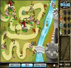 Overlord II - Tower Defense Game
