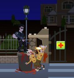 Zombie Avenger Game
