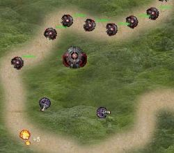 Omega Tower Defense 2 Game