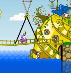 Bridge Craft Game