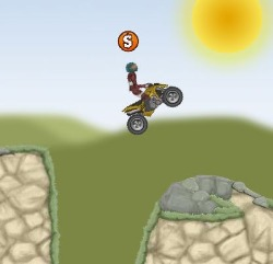 Stunt Mountain Game