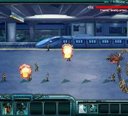 City Invasion Game