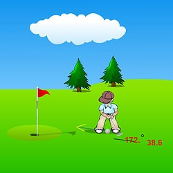 Golfman Game
